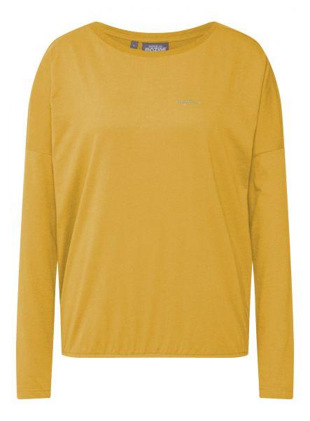 MAZINE - CELESTE LONGSLEEVE Pullover yellow