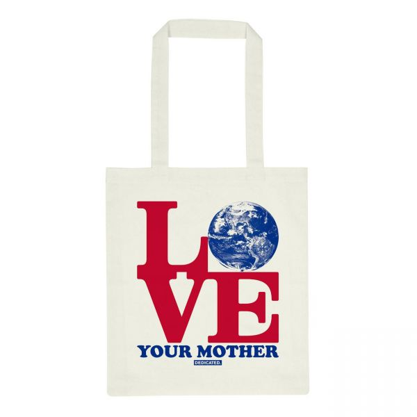 DEDICATED - TOREKOV LOVE MOTHER Tote Bag