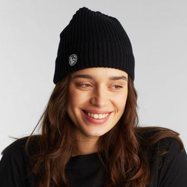 DEDICATED- LOFOTEN BEANIE Mütze black