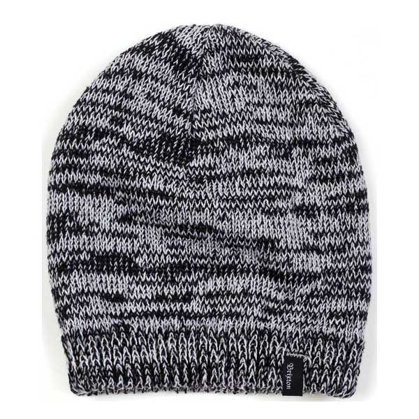 BRIXTON CATALINA Beanie heather grey/black