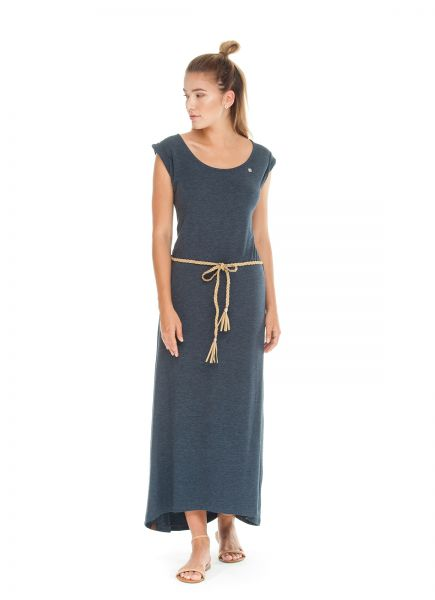 RAGWEAR - TAG LONG A DRESS Kleid navy