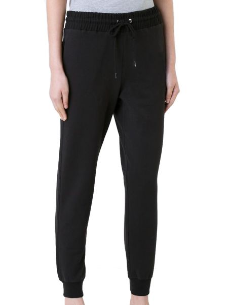 DANEFAE - CICOGNA Pants Hose black