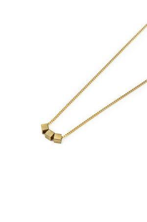 POTIPOTI - GEOMETRIC CUBES 12 Halskette