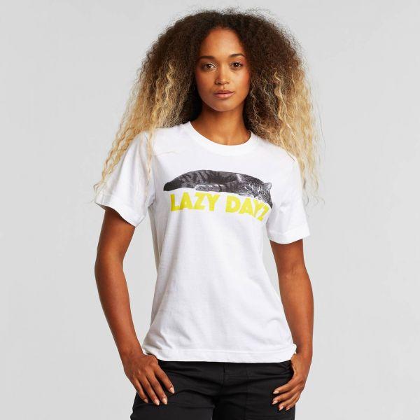 DEDICATED - LAZY DAYZ MYSEN T-Shirt white