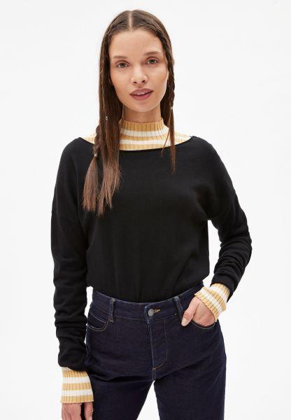 ARMEDANGELS - LADAA Pullover black
