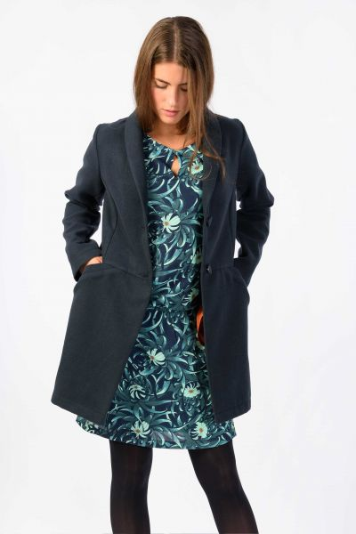 SKUNKFUNK - MIRARI JACKET Winterjacke navy blue