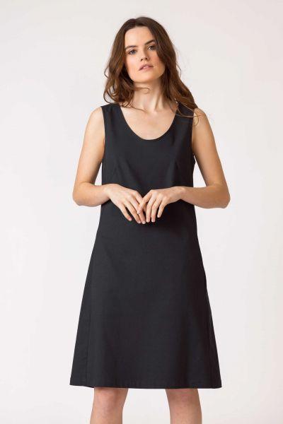 SKFK - BIOLETA DRESS Kleid 2N black