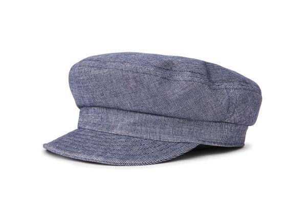 BRIXTON - FIDDLER UN CAP Mütze navy/white