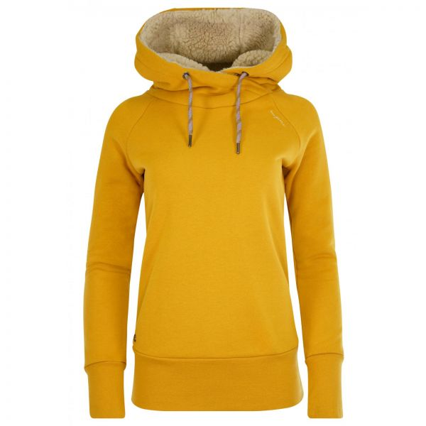 MAZINE - SANDY CUDDLE HEAVY HOODY Kapuzenpullover yellow
