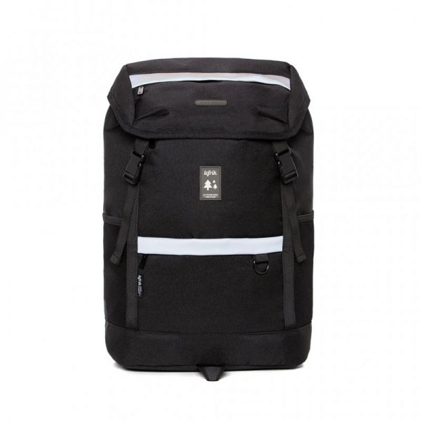 LEFRIK - MOUNTAIN BACKPACK Rucksack black