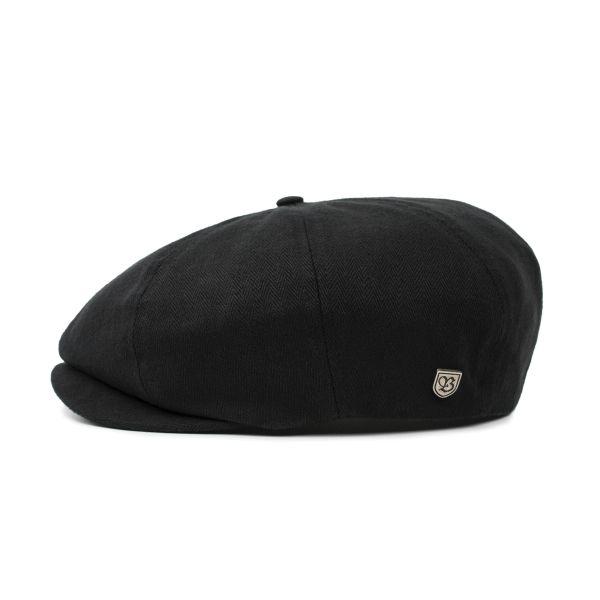 BRIXTON - BROOD SNAP CAP Mütze black