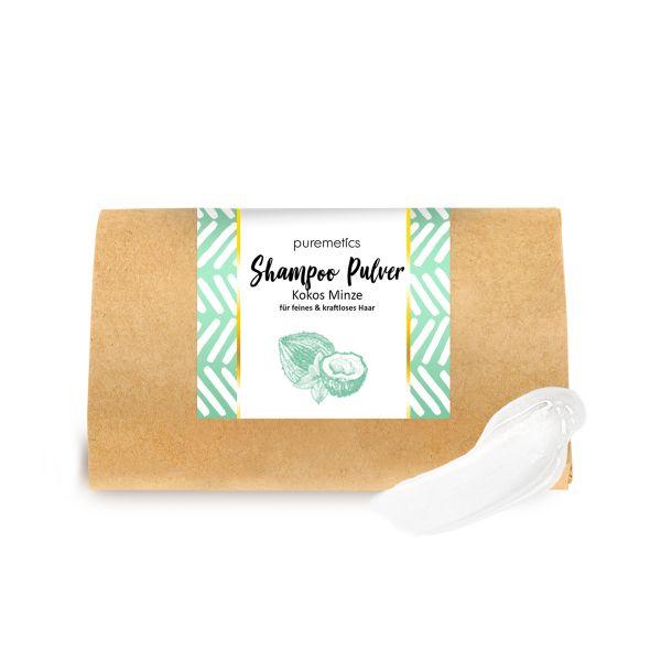 Puremetics - Shampoo 'Kokos Minze'