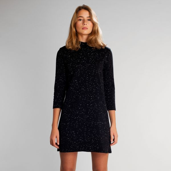 DEDICATED - LO DEEP SPACE Dress black
