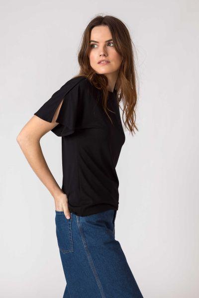 SKFK - KARA T-Shirt 2N black