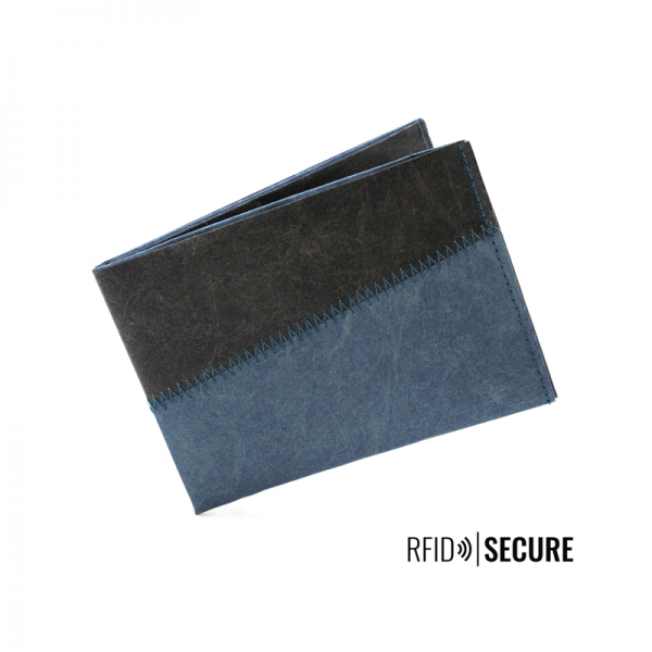 PAPRCUTS - BLACK HARBOUR RFID SECURE Portemonnaie