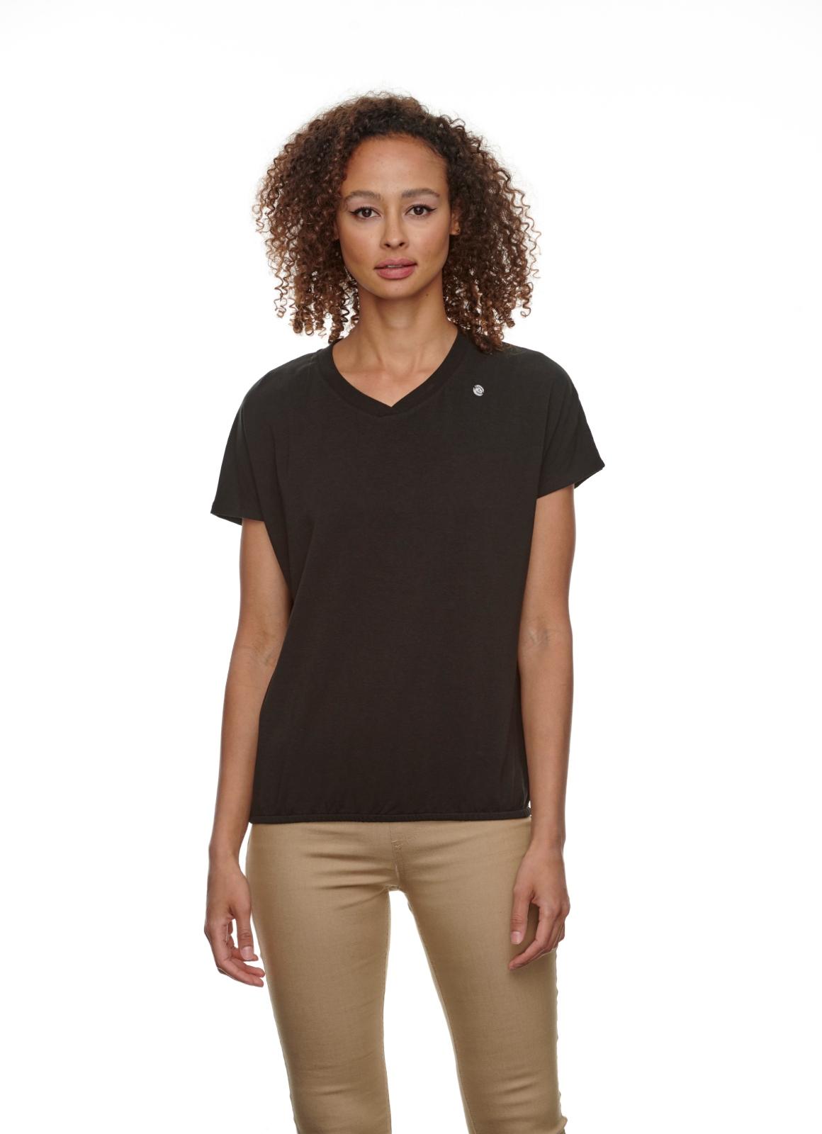 RAGWEAR-ALMMA-Shirt-black
