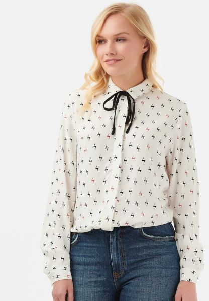 SUGARHILL BRIGHTON - CATRINA AUTUMN STORM SHIRT Bluse off-white