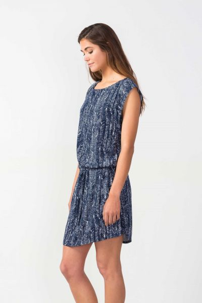 SKFK - TILDE DRESS Kleid B9 dark blue