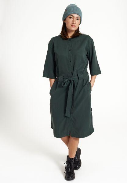 RECOLUTION - HAZEL DRESS Kleid forest green